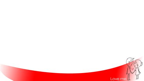 love me red powerpoint templates