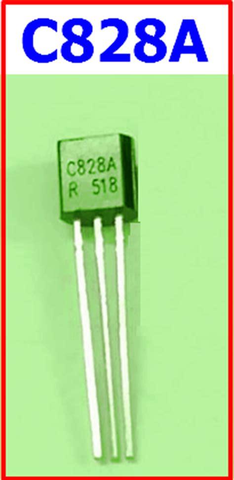 pinout transistor c828 c828a datasheet 2sc828a npn transistor toshiba