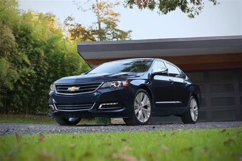 impala chevy 2015 2015 chevy impala overview the news wheel
