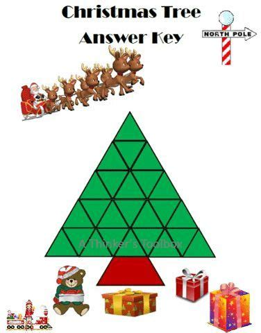 christmas pattern games 6553 best christmas math ideas images on pinterest