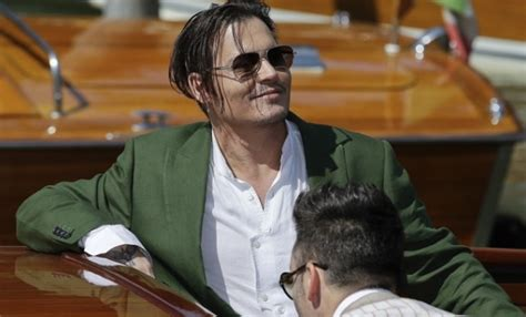 film ultimo gangster venezia 2015 un johnny depp ingrassato ci parla di quot black
