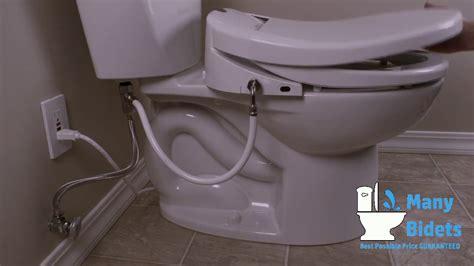 Many Bidets Installing A Brondell Swash Bidet Seat