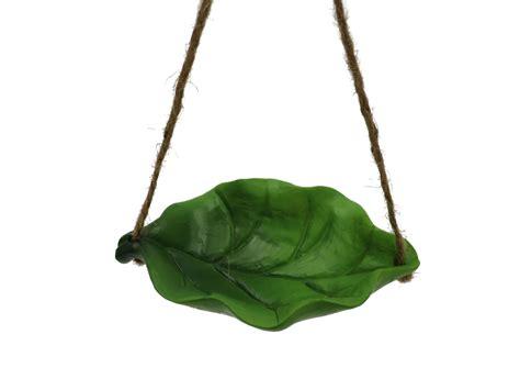 leaf swing fairy garden leaf swing jo ann