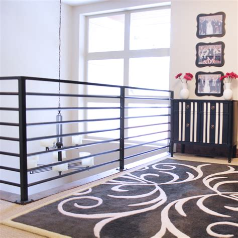 Baby Proof Floor L by Diy With Style How To Child Proof Horizontal Railings