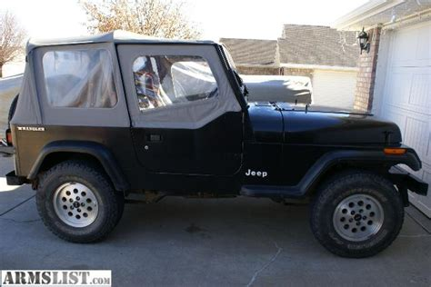 1990 Jeep Wrangler Review Armslist For Sale 1990 Jeep Wrangler