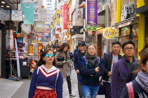 101 Korean Shopping Guide Oleh Kristie image gallery myeongdong seoul