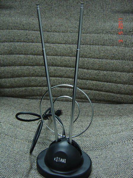 Antena Dalam Untuk Tv jual antena tv dalam kitani model v meja indoor