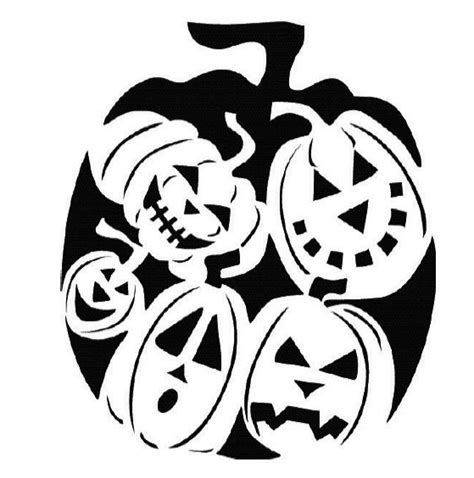 free pumpkin templates printable uk 35 pumpkin carving patterns craftyoctober 187 the purple