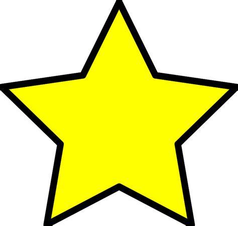 printable yellow stars yellow star clip art clipart best