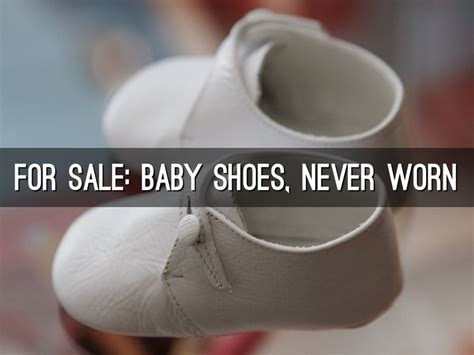 baby shoes never worn how businesses can captivate readers with personal