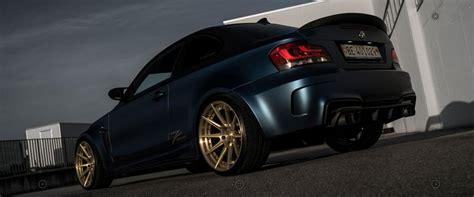 Bmw 1er M Coupe Wertsteigerung wow bmw e82 1m coupe auf z performance wheels