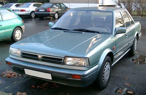 nissan bluebird 1987 nissan bluebird sss attesa automatic u12 related