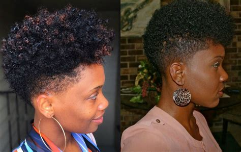 fade haircuts for black women pictures for black women fade hair cut