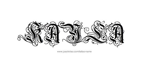 tribal tattoos with names in them the design designs 3 names
