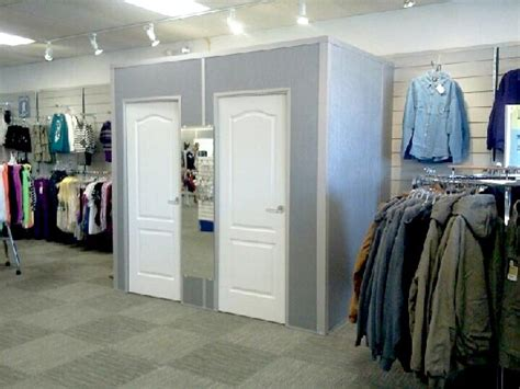 store dressing room ideas retail construction archives privee designs