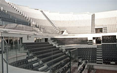 im a c costruzione stadio centrale tennis roma foro