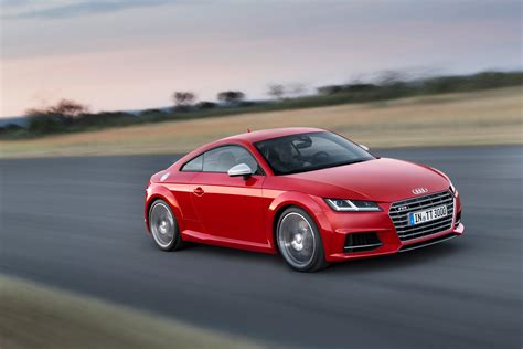 2016 audi tts 2016 audi tts coupe second drive review weekend warrior