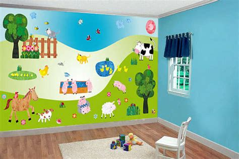 wall decals for kids bedrooms vibrant nursery decor stickers baby room wall decals