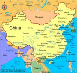 Map Of China Cities by China Map Cities Capitals Images
