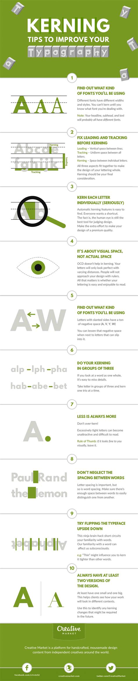 typography tips 10 useful kerning tips to improve your typography