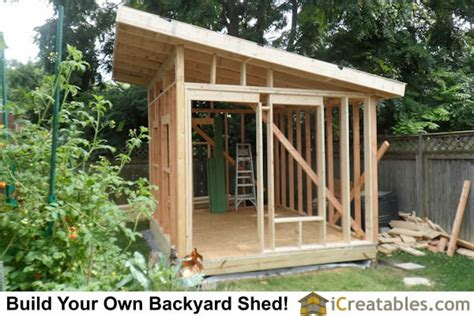 Shed Roof Frame by Pictures Of Modern Sheds Modern Shed Photos
