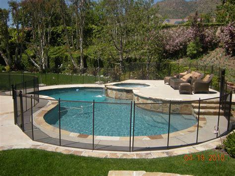 pool fence ideas type  pool fences pool fencing idea