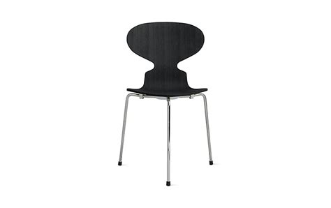 Ant Chair by Ant Chair With 3 Legs In Colored Ash Design Within Reach