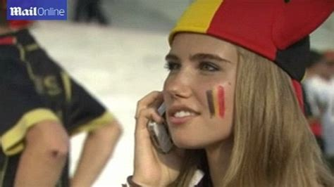 loreal cuts ties with belgian world cup fan axelle l oreal cuts ties with belgian world cup fan axelle
