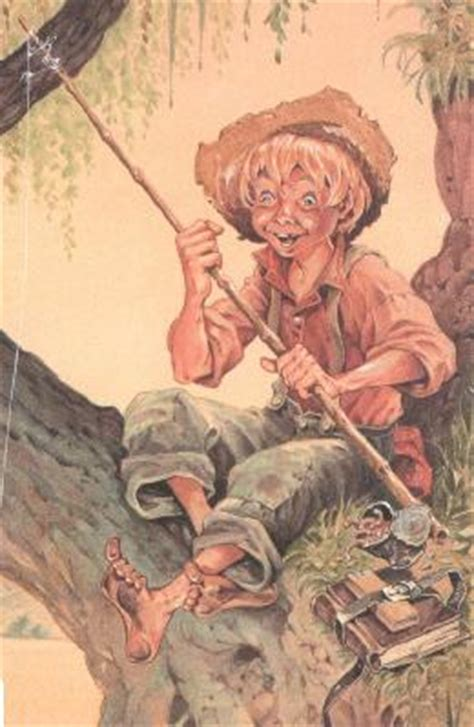 huckleberry finn dark themes drknoxenglish the adventures of tom sawyer