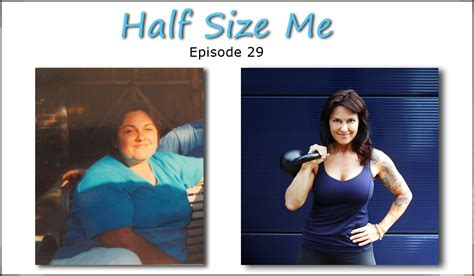 Kettlebell Swing Weight Loss by 029 Half Size Me With Tracy Reifkind Who