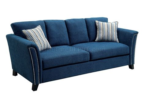 Teal Reclining Sofa Cbell Sofa Cm6095tl In Teal Fabric W Options