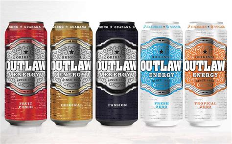 energy drink brands us energy drinks brand outlaw gets equity