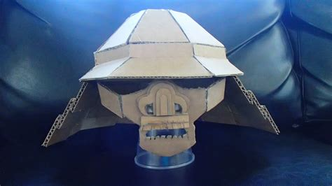 How To Make A Samurai Helmet Out Of Paper - matthew estey animations sketches ideas ect