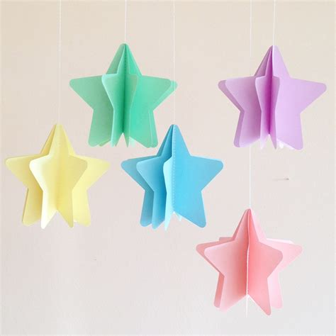 stelle da appendere al soffitto decorazioni per la cameretta stelline da appendere olalla