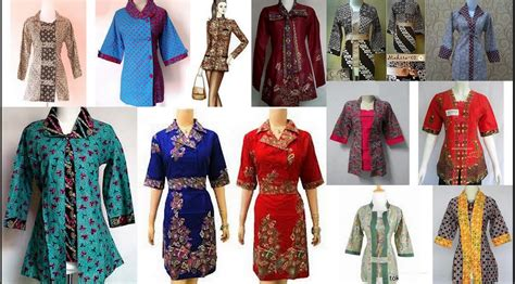 Celana Pendek Bali Model Oleh Oleh Khas Bali inilah model baju kerja endek wanita khas bali