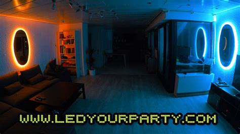 decora tu cuarto con luces como decorar tu habitaci 243 n con luces blog led your party