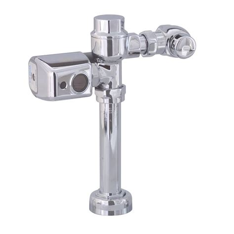 Automatic Sensor Flush Valve zurn 0 5 gpf aquaflush exposed hardwired automatic sensor flush valve zems6003 ews 0001 the