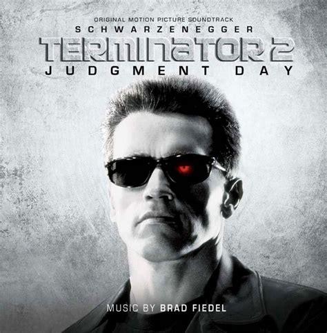 Cd Ost Original Sountrack Terminator 2 Judgement Day terminator 2 judgment day soundtracks on vinyl