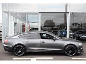 used 2016 audi a5 sportback 2 0 tdi 190ps black edition