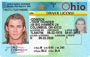 Ohio Drivers License Template by Id Viking Welcome To Idviking