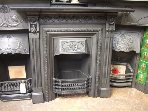 cast fireplaces cast iron fireplace leeds 074lc fireplaces