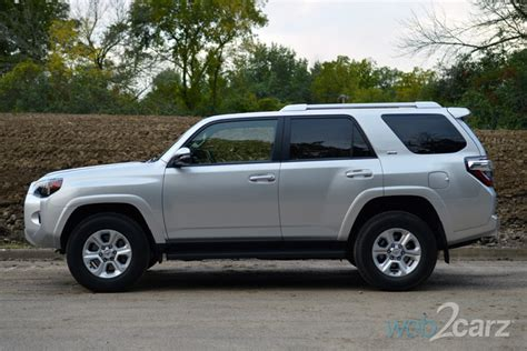 2014 Toyota 4runner Review 2014 Toyota 4runner Sr5 Premium Review Web2carz