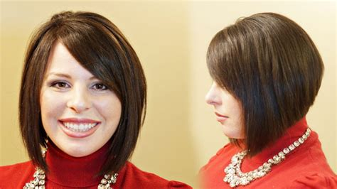 A Lined Bob For Plus Size Woman | 5 hairstyle tips perfect for plus size women explore talent