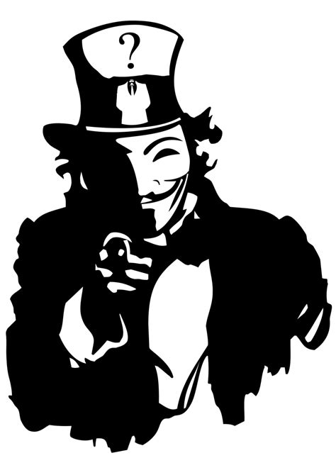 anonymous uncle sam   print  opgraffiti  deviantart