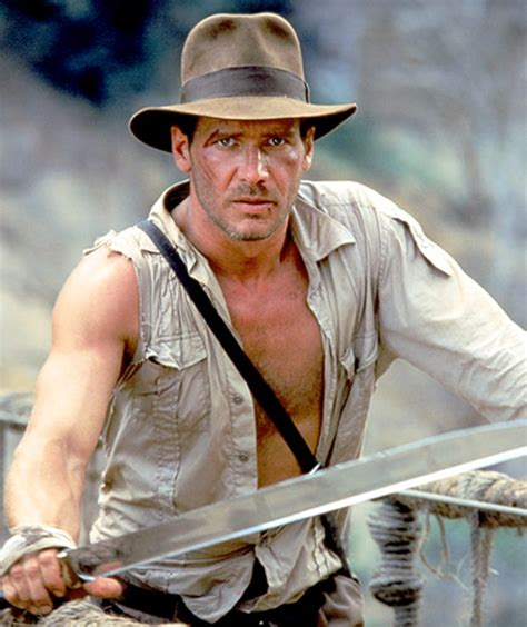 Harrison Ford Is Back As Indiana Jones And More by Harrison Ford Returning For Fifth Indiana Jones With