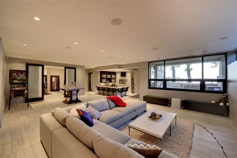 living rooms for entertaining low level entertaining space contemporary living room