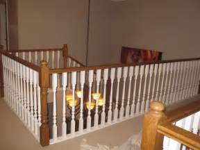 home depot banister rails 25 best ideas about staircase painting on