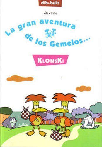 gran aventura de los gran aventura de los gemelos klonski la 2005 dibbuks tebeosfera