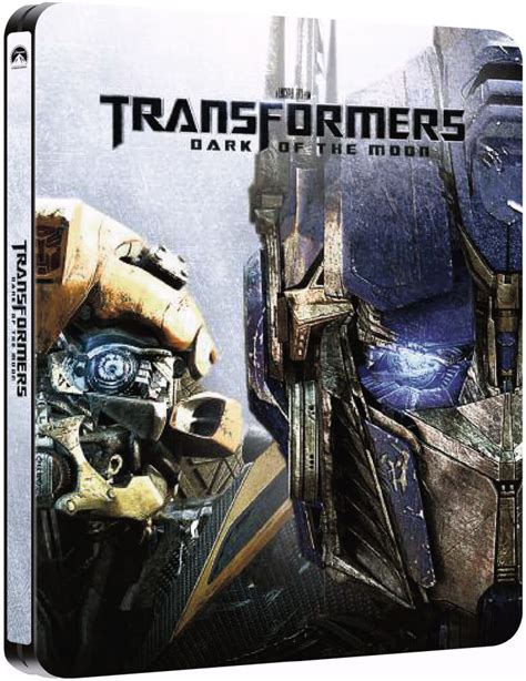 transformers of the moon zavvi exclusive limited edition steelbook zavvi