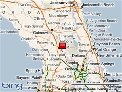 silver springs florida map rv travels with and al june 2011